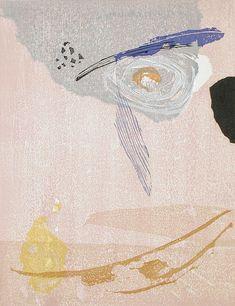 "Rikio Takahashi 1963 ""Early Spring""  LACMA Juda Collection"