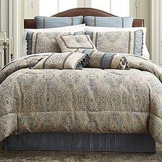 Royal Velvet® La Costa 7-piece Comforter Set - jcpenney