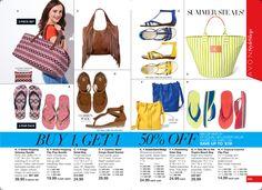 Avon Book 17 Fashion, Sandals, Bags Buy 1 Get 1 50% Off https://www.avon.com/brochure/?s=ShopBroch&c=repPWP&repid=16317031&tntexp=pwp-b&mboxSession=1435336951093-335150&utm_content=buffer06dbd&utm_medium=social&utm_source=pinterest.com&utm_campaign=buffer #bogo #fashion #sandals