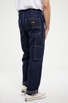 Denim Cargo Pants, Jogger Pants, Fast Fashion, Mens Fashion, Carhartt Pants, Work Jackets, Sport Casual, Work Pants, Jeans Style