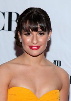 The Beauty Evolution of Lea Michele | Teen Vogue
