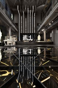 Shanghai Museum of Glass by COORDINATION ASIA | Photo: diephotodesigner.de