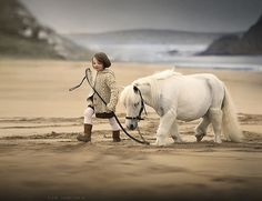 ..Walking on the beach.. the picture from the Ireland Workshop..   Flickr - Photo Sharing!
