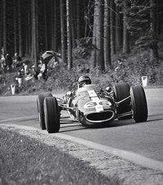 F1 Gurney Eagle. 1967