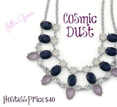 2013 wwwliasophiacom, sophia jewelri, cosmic dust, bling jewelri, lia sophia, necklaces, fashion 2013, dust necklac, sophia fallwint