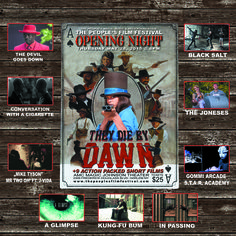 """Thursday May 28th @ 6pm Opening night of The People's Film Festival. """"They Die By Dawn"""" starring Erykah Badu, Michael K. Williams, Rosario Dawson, Giancarlo Esposito, Jesse Williams, Nate Parker, Isaiah Washington, Bokeem Woodbine and Harry Lennix + 9 action packed independent shorts:  Tickets + lineup @ www.thepeoplesfilmfestival.com"""