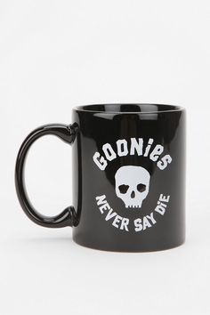 #UrbanOutfitters          #Apparment #Dinnerware    #goonies #measurements #content #safe #wet #mug #ceramic #drink #dishwasher #hand                       Goonies Mug               Overview:* It's wet, ain't it? Drink it!* Ceramic mug topped with a Goonies text-graphic* Dishwasher safe Measurements:* 3.25 diameter* 4h Content & Care:* Ceramic* Hand wash* Imported                        http://pin.seapai.com/UrbanOutfitters/Apparment/Dinnerware/6993/buy