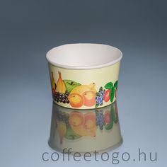 Fagyis papírpohár 260ml - Coffeetogo papírpohár és múanyag pohár, doboz webáruház