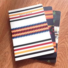 Pendleton Notebooks