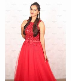 Christian Wedding Gowns, Formal Dresses, Red, Fashion, Dresses For Formal, Moda, Formal Gowns, Fashion Styles, Formal Dress