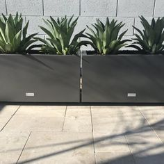 Outdoor Planter Boxes, Metal Planter Boxes, Steel Planter, Planter Beds, Vertical Garden Design, Garden Landscape Design, Front Yard Landscaping, Backyard Patio, Commercial Planters