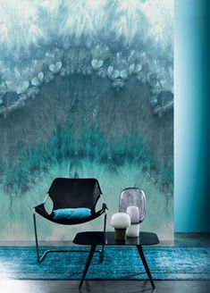 Azuli Wallpaper from www.tangletree-interiors.co.uk