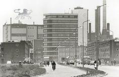 Op de achtergrond de CCF.1969