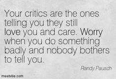 randy pausch quotes - Google zoeken