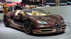 Gorgeous lines...  BBC - Autos - Swiss mix: Memorable metal from the Geneva motor show