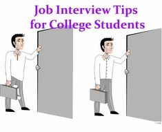 10 Best Job Interview Tips for College Students - AdSmartLife Interview Techniques, Job Interview Tips, Good Job, Life Skills, College Students, Student