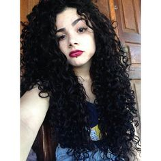 Curly Hair Tips, Long Curly Hair, Curly Girl, Big Hair, Black Girls Hairstyles, Curled Hairstyles, Natural Hair Styles, Long Hair Styles, Dark Hair