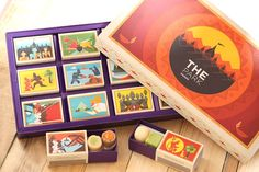 The Park Hotels - Diwali Gift Hamper on Packaging of the World - Creative Package Design Gallery