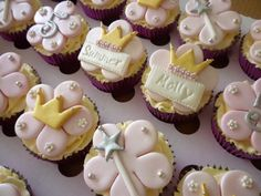 Buttercup Cakes
