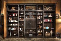 Platinum Entrourage. Las Vegas, NV Photographer: Chris Fore || 2014 NAHA Salon  design Finalist || Paul Mitchell the School Cleveland || [via: http://probeauty.org/nahagallery/year/2014/salondesign/]
