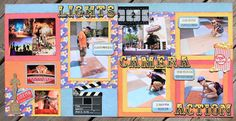 Snappy Scraps: Disney World Trip 2011 album