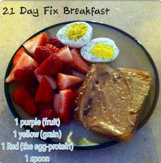 Fun. Fresh. Fitness. : 21 Day Fix Breakfast