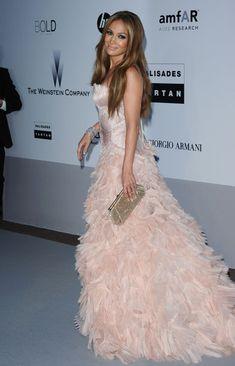 The sophisticated Jennifer Lopez