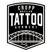 Cropp Tattoo Konwent Wrocław 2014 Atari Logo, Logos, Artwork, Work Of Art, Auguste Rodin Artwork, Logo, Artworks, Illustrators
