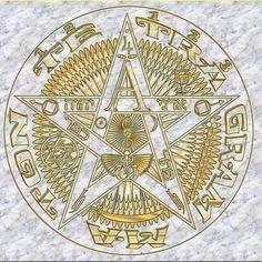Isis Alada: SIGNIFICADO DEL TETRAGRAMMATON y gran símbolo de protección