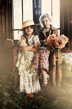 ✕ Yo Dona kids 9 / #whimsical #cute #children