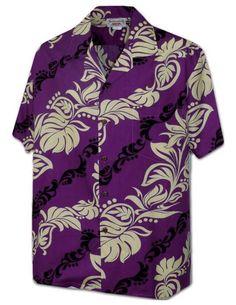 Hawaiian Shirts - Aloha Island Paradise