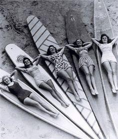 beachcomber: vintage beach