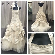 Sample Sale | Evalines Bridal This luxurious #IanStuart gown is on sale at Evaline's! Call today and ask about 24166.