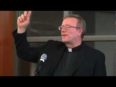"""Science &  Religion VS  Scientism by Fr. Robert Barron. The Catholic Church doesn't oppose Science. She opposes """"Scientism,"""" which is essentially bad philosophy (& to a very real degree, bad theology), & thus an abuse of Science. The flipside is the Church's opposition to bad religion. Catholicism sees no opposition between faith & reason; no opposition between Religion & Science. Faith & reason come from the same source; it is faith that elevates & enlightens reason."""