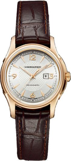 Hamilton Watch American Classic Jazzmaster Viewmatic #bezel-fixed #bracelet-strap-leather #brand-hamilton #case-depth-10-3mm #case-material-rose-gold #case-width-34mm #date-yes #delivery-timescale-call-us #dial-colour-silver #gender-mens #luxury #movement-automatic #official-stockist-for-hamilton-watches #packaging-hamilton-watch-packaging #style-dress #subcat-american-classic-jazzmaster #supplier-model-no-h32335555 #warranty-hamilton-official-2-year-guarantee #water-resistant-50m