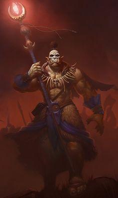 #WOW   Ner'zhul : Shadowmoon Clan