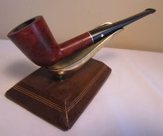 Vintage Kaywoodie Standard #45C Straight Billiard Estate Briar Tobacco Pipe