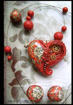 by ~Myruso    Polish polymeric clay, akril