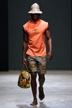 Martin Kadinda Spring-Summer 2017 - South Africa Menswear Week