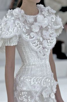 Chanel ♥ Just so damned beautiful. Everything I could possibly love about fashion exists in Chanel alone.