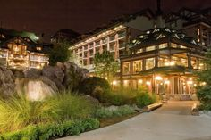 Disney's Wilderness Lodge - Beautiful!!