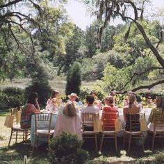 Tara Guérard's baby shower featured in Southern Living, photographed by Liz Banfield