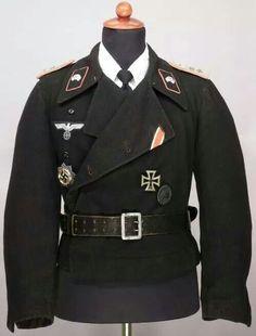 Panzer Uniform | Panzer | German Uniforms | Pinterest | German uniforms ...