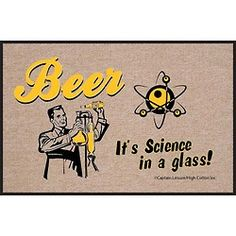 She blinded me with science…