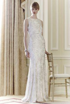 Jean - Jenny Packham Spring 2014 Bridal Collection