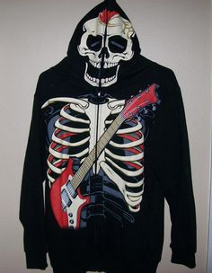 Boys Halloween Graphic Hoodie Sweatshirt --XL