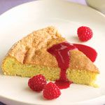 Almond Torte Recipe | MyRecipes.com