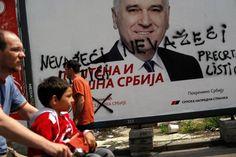Serbia arrincona el ultranacionalismo en campaña