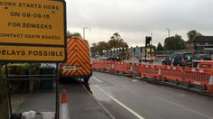 Councils could be fined £5,000 a day for unmanned roadworks