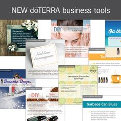 New doTERRA Business Tools | doTERRA Business Blog                                                                                                                                                     More